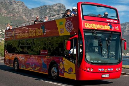 City Sightseeing Cape Town Advisor