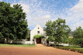 A beautiful restaurant in the heart of Durbanville Winelands