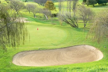 Bellville Golf Club is an 18-hole golf course situated in the Welgemoed suburb of Bellville.