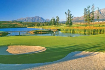 De Zalze Golf Club has established itself as one of the best golf courses in Cape Town.