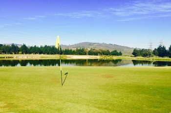 Kuilsrivier Golf Course is situated in Stellenbosch