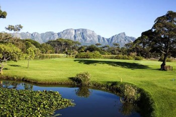 The Royal Cape Golf Club is a classic parkland course.