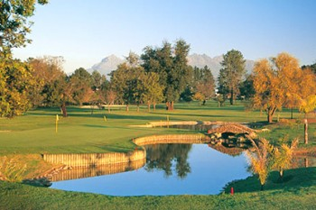Stellenbosch Golf Club is the 4th oldest club in South Africa.