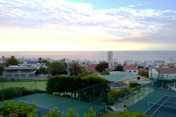 Fresnaye Sports Club was established in 1928 and has a perfect view over Lion's Head and the Atlantic Seaboard.