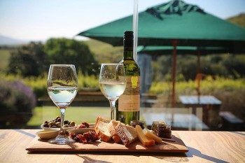 Hillcrest Estate is a boutique winery.
