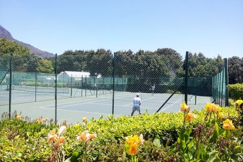 Kelvin Grove Club is a prestigious multisports club based in Newlands.