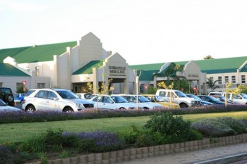 The Durbanville Mediclinic is located on Wellington Road.