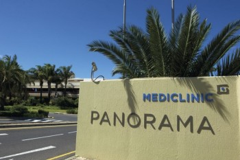 The Panorama Mediclinic is one of the first founded hospitals of the Mediclinic Southern Africa Group.