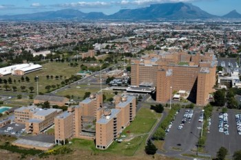 The Tygerberg Hospital is a tertiary hospital located in the Parow district.