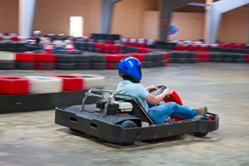 Go-Kart Racing is a speed king or queen's dream come true.