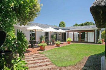 Highlands Lodge - Guest House and Conference in Durbanville - 12