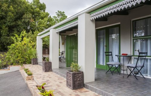 Vierlanden Garden Cottages - Guest House in Durbanville - 9