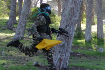 Action Paintball - Paintballing in Cape Town