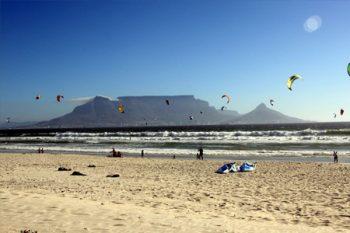 Best Kiteboarding Africa - Kiteboarding in Cape Town