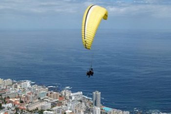 Birdmen Paragliding - Paragliding in Cape Town