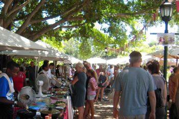 Blaauwklippen Family Market - Markets in Cape Town