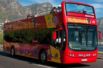 City Sightseeing - Tours in Cape Town