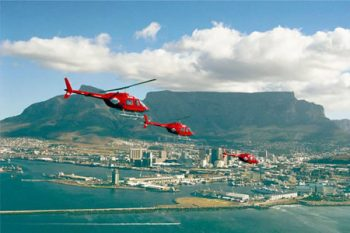 Civair Helicopters - Helicopter Tours in Cape Town