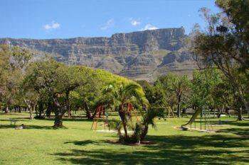 De Waal Park - Parks in Cape Town