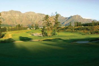 De Zalze Golf Club - Golf Courses in Cape Town