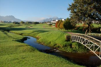 De Zalze Golf Course - Golf Course in Cape Town