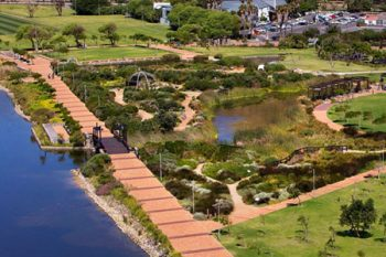 Green Point Park - Parks in Cape Town