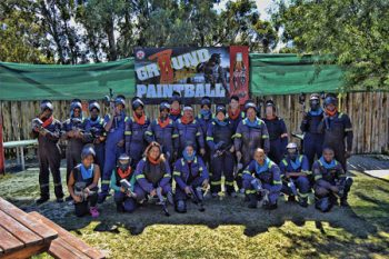 Ground Zero Paintball - Paintballing in Cape Town