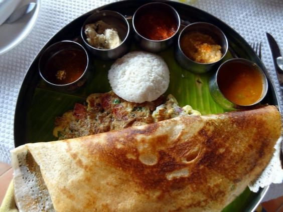 Indian Breakfast