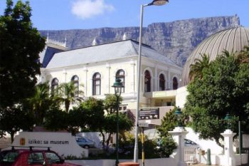 Iziko South African Museum - Museums in Cape Town
