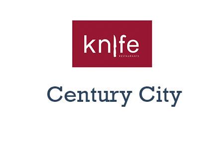 Knife Restaurant Century City