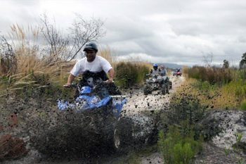 Nature Discovery Tours - Quad Biking in Cape Town