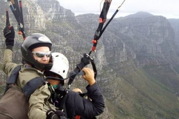 Para Taxi - Paragliding in Cape Town