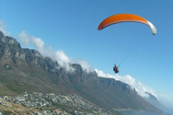 Paraglide South Africa - Paragliding in Cape Town