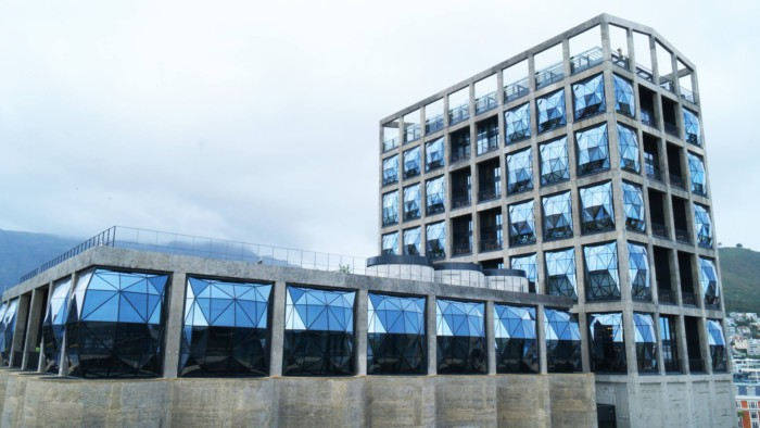 The V Amp A Waterfront Silo District Cape Town Advisor