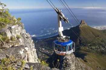 Table Mountain Cable Car - Activities in Cape Town