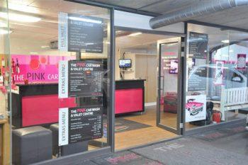 The Pink Car Wash - Willowbridge