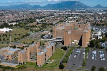 Tygerberg Hospital - Hospital in Bellville