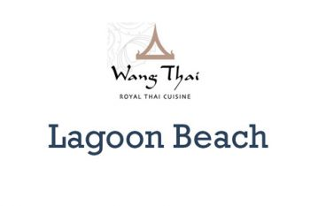 Wang Thai - Restaurant in Lagoon Beach