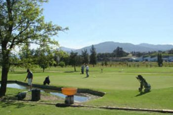 Wellington Golf Club - Golf Courses in Cape Town